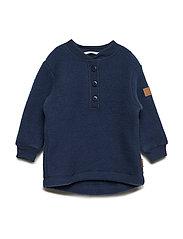 WOOL Baby pullover - 287/BLUENIGHTS