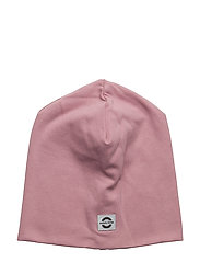 Hat solid cotton - 516/DUSTY ROSE