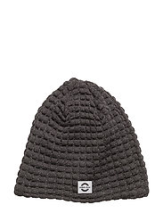 WOOL hat - Square - 180/DARKGREYMELANGE