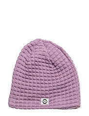 WOOL hat - Square - 712/VIOLET