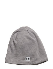 WOOL hat - Solid - 135/LIGHTGREYMELANGE