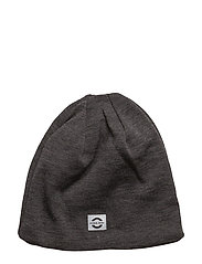 WOOL hat - Solid - 180/DARKGREYMELANGE