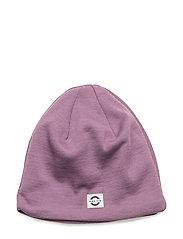 WOOL hat - Solid - 713/VERYGRAPE