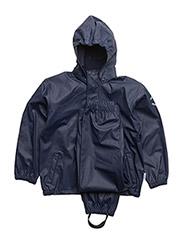 Rain Wear, PU - Basic - 286/DARK MARINE