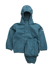 Rain Wear, PU - Basic - HAWAIIN BLUE 236
