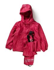 Rain Wear, PU - Basic - 525/PINK