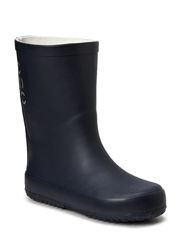 Wellies - solid colour - DARK MARINE