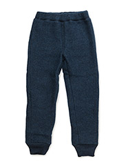 Wool pants - MELANGE TAHITI