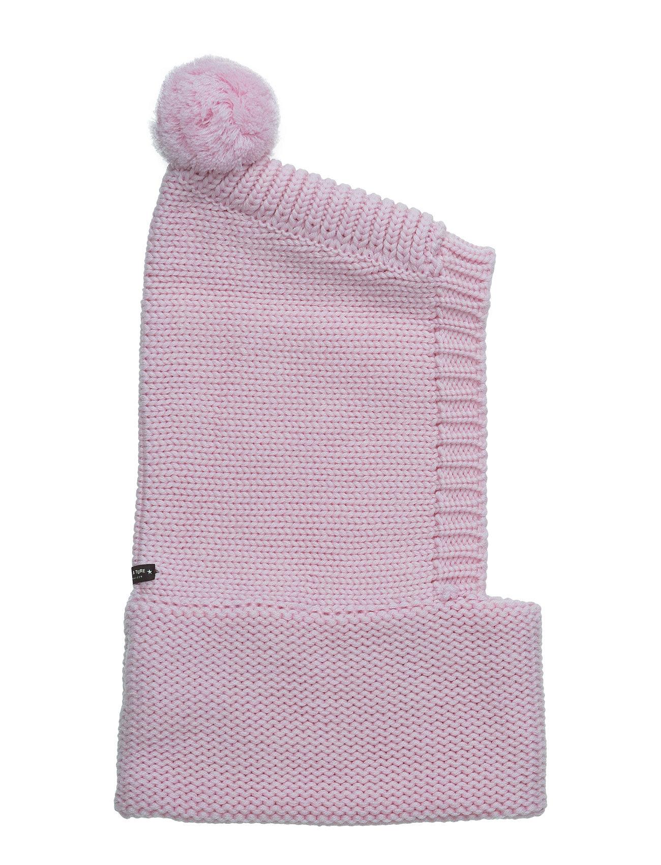 Milla, Mk Hood Mini A Ture Hatte & Caps til Børn i Rose Røg