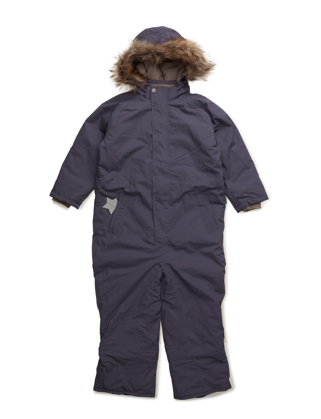 Wanni Faux-Fur, K Mini A Ture Overalls til Børn i