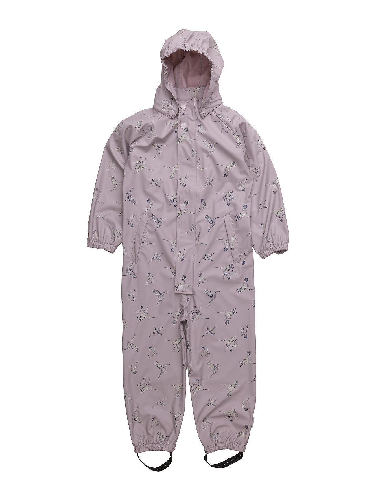 Reinis Ss Print, M Snowsuit Mini A Ture Overalls til Børn i