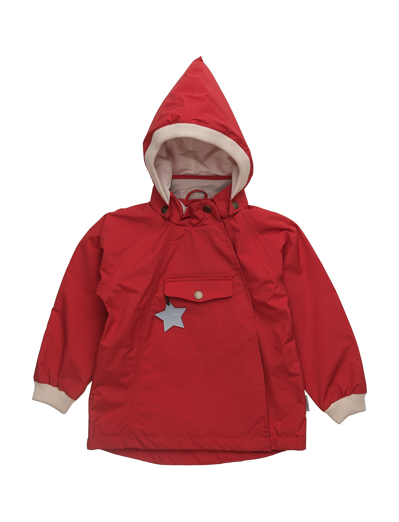 Wai, M Jacket Mini A Ture Thermo & Softshells til Børn i