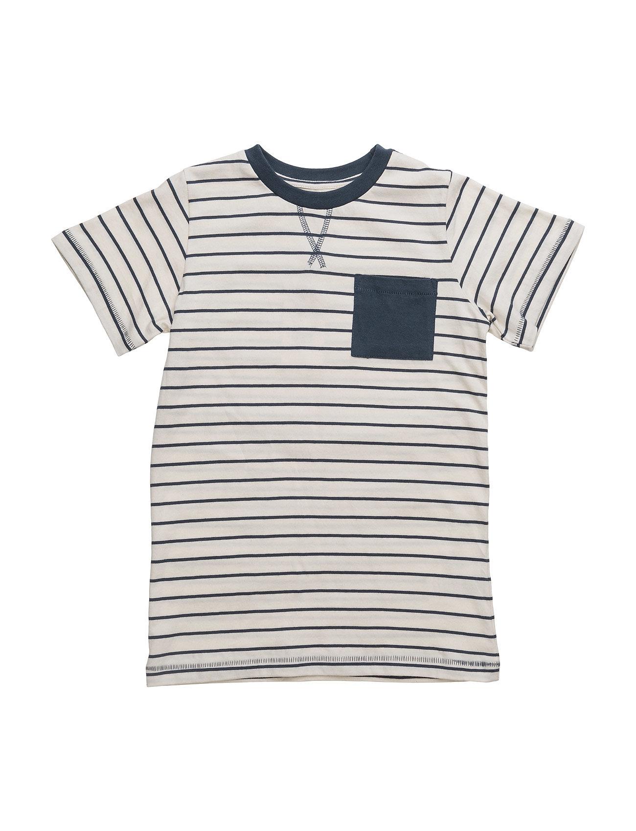 Aske, Mk T-Shirt Ss Mini A Ture Kortærmede t-shirts til Børn i