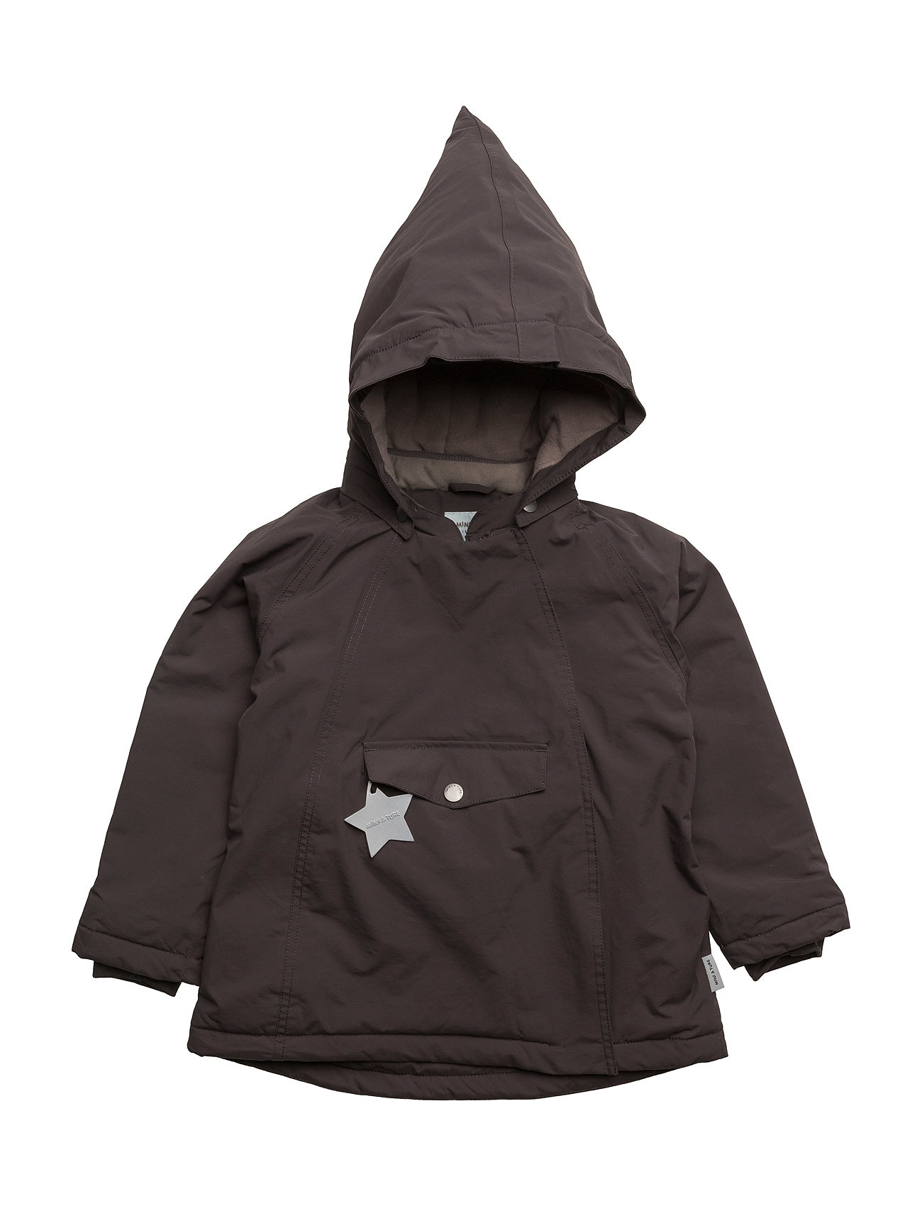 Wang, M Jacket Mini A Ture Jakker & Frakker til Børn i Mørk Kaffe