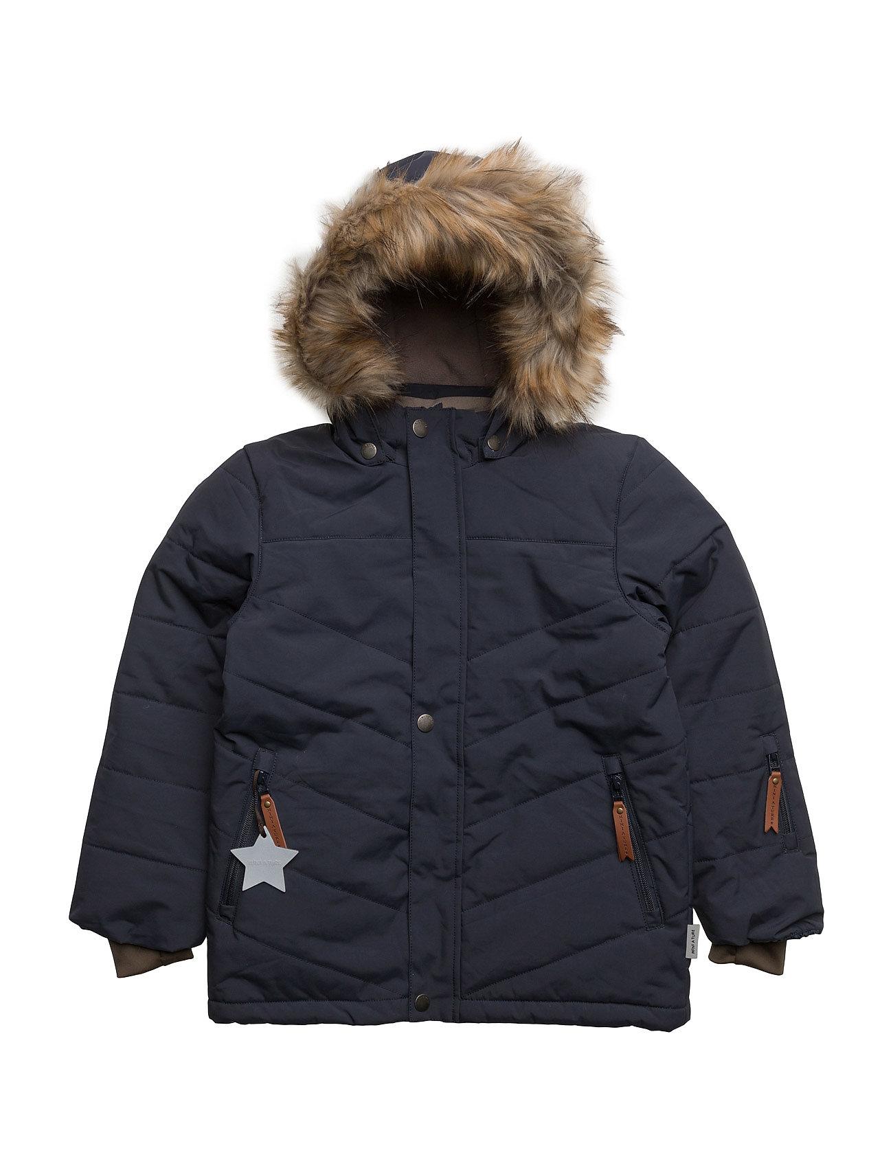 Wessel Faux Fur, K Jacket Mini A Ture Jakker & Frakker til Børn i