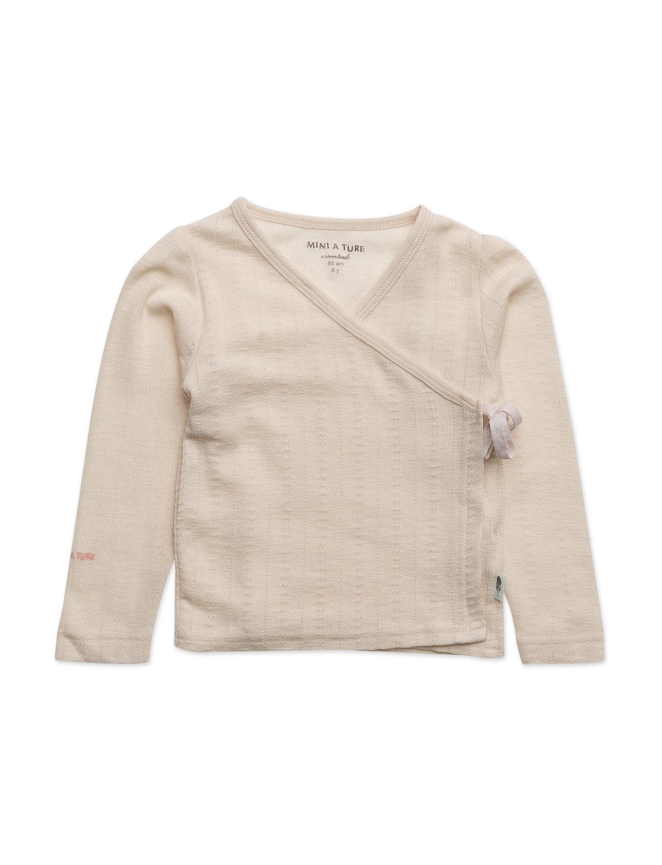 Europa Blouse, B Mini A Ture Langærmede t-shirts til Børn i Sandshell