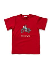 Mini A Ture Motorbike, MB Shirt SS