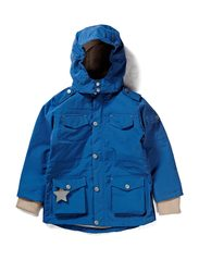 Mini A Ture Wigan, K Jacket