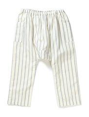 Luka, BM Pants - Antique White