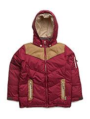 Yuri, K Jacket - RUMBA RED