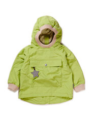Baby Vito Jacket - Leaf Green