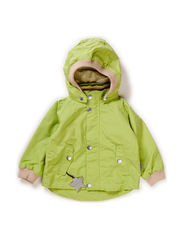 Wally Jacket - Leaf Green