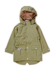 Vigga Jacket - Oil Green