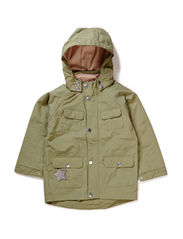Wagn Jacket - Oil Green