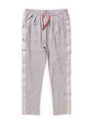 Gerda Pants - Light Grey Melange