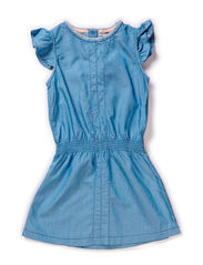 Sebine Dress SS - Placid Blue