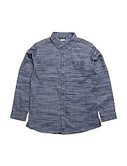 James, K Shirt - NIGHTSHADOW BLUE