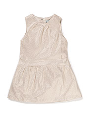 Sherry Dress SS - FROSTED ALMOND