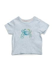 Amil T-Shirt SS - BALLAD BLUE