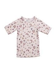 Gun T-shirt - SOFT PINK