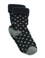 Elwin, B Socks - SKY CAPTAIN BLUE