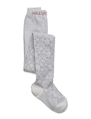 Edele Stocking - ANTIQUE WHITE