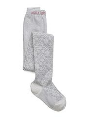 Edele Stocking - ANTIQUE WHITE
