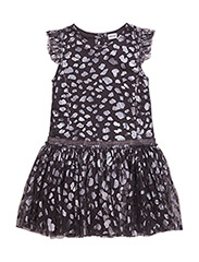 Diona Dress LS - ASPHALT GREY