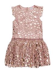 Diona Dress LS - ROSE DUST