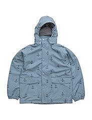 Julien SS Print Lining, MK Jacket - ASHLEY BLUE