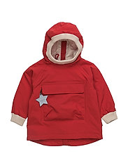 Baby Vito, BM Jacket - HAUTE RED