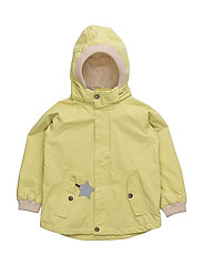 Wally, M Jacket - ENDIVE YELLOW
