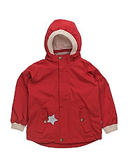 Wally, M Jacket - HAUTE RED