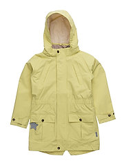 Vigga, K Jacket - ENDIVE YELLOW