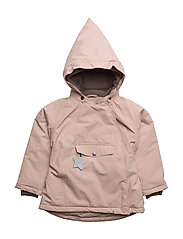 Wang, M Jacket - ROSE SMOKE