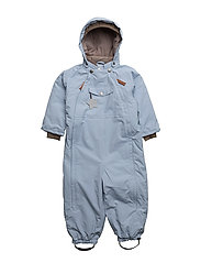 Wisti, M Snowsuit - BLUE FOG