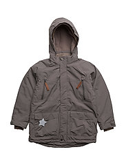 Wille, K Jacket - STEEL GREY