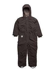 Wanni, K Snowsuit - DARK COFFEE