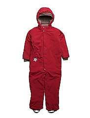 Wanni, K Snowsuit - SCOOTER RED