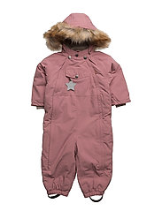 Wisti Faux Fur, M Snowsuit - NOSTALGIA ROSE